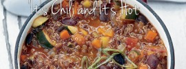 Spicy Quinoa and Vegetable Chili